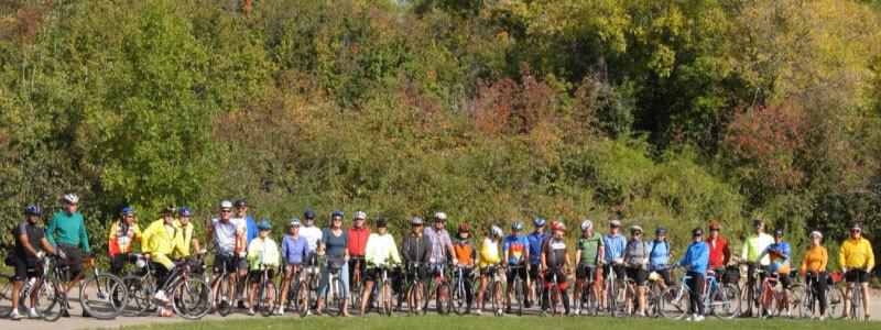 long-line-of-bikes